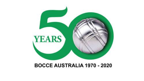 50 years of Bocce Australia