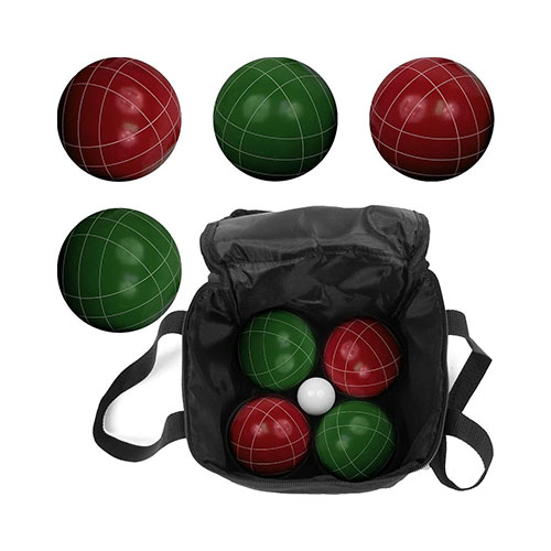 Bocce ball set by Hey! Play!