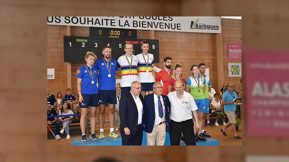 Bocce World Junior and Senior Championships touted a success