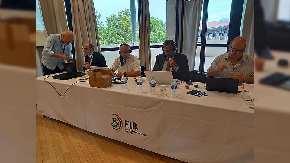 Tony Biancacci reports on FIB World Congress outcomes